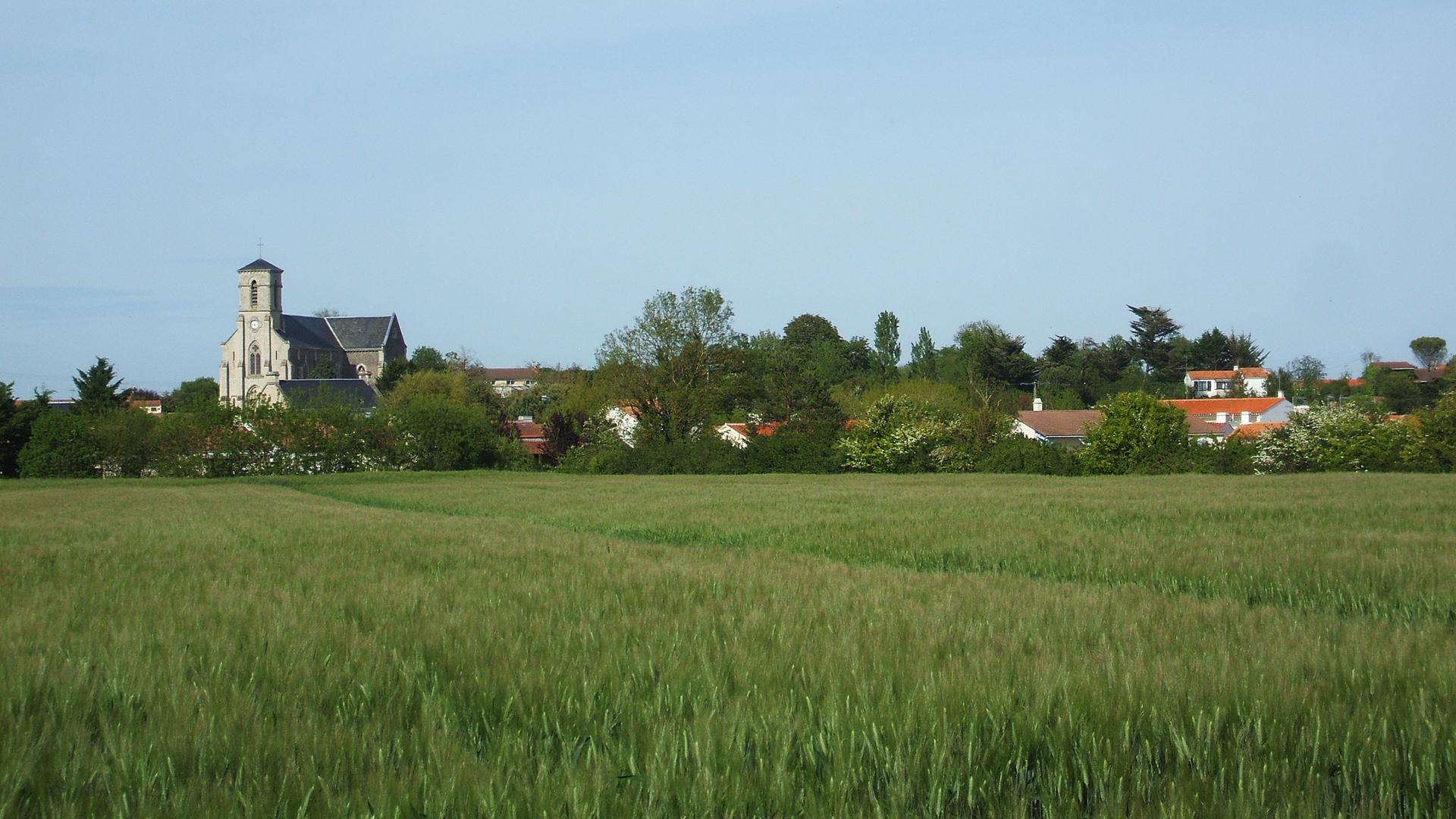 Un village de charme