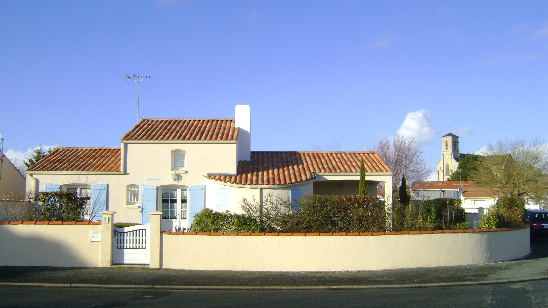 Une location à ne pas manquer en Vendée, à Grues