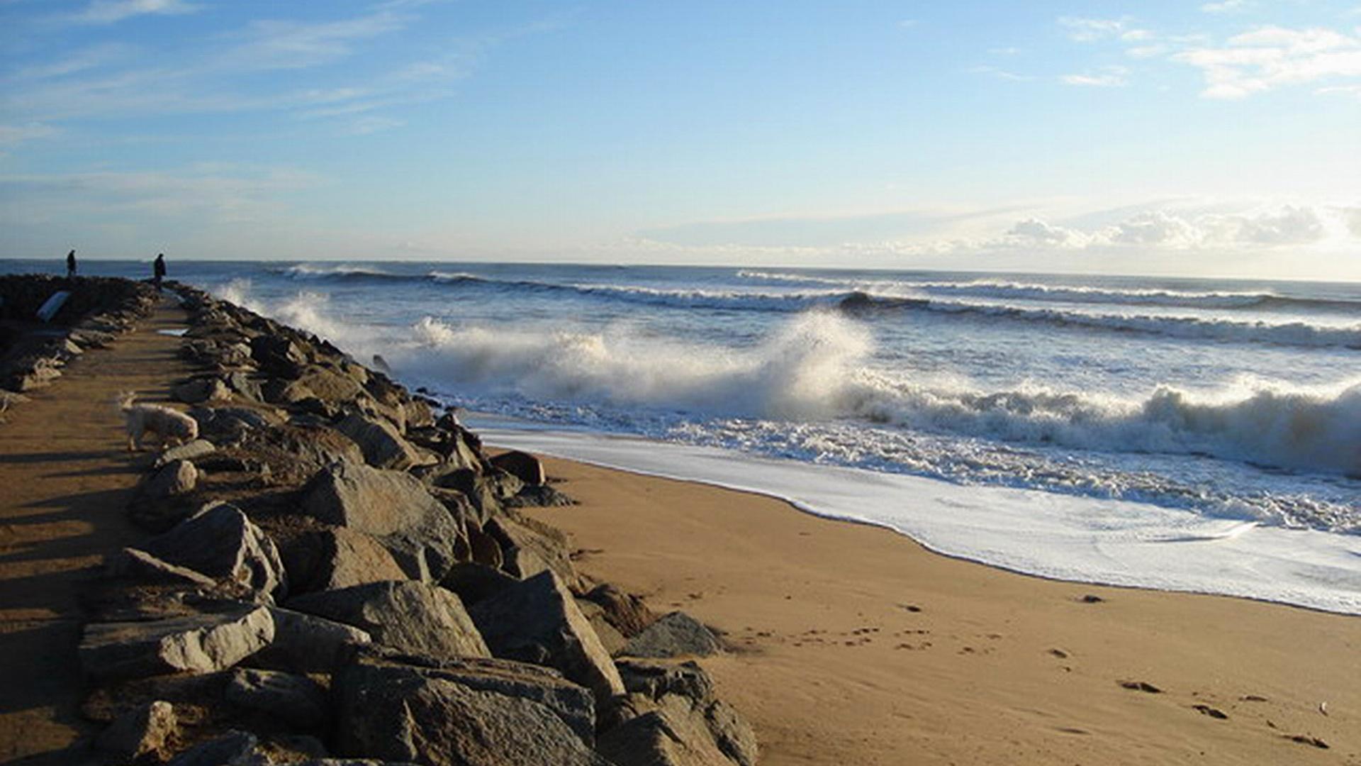À moins de 7km de la mer